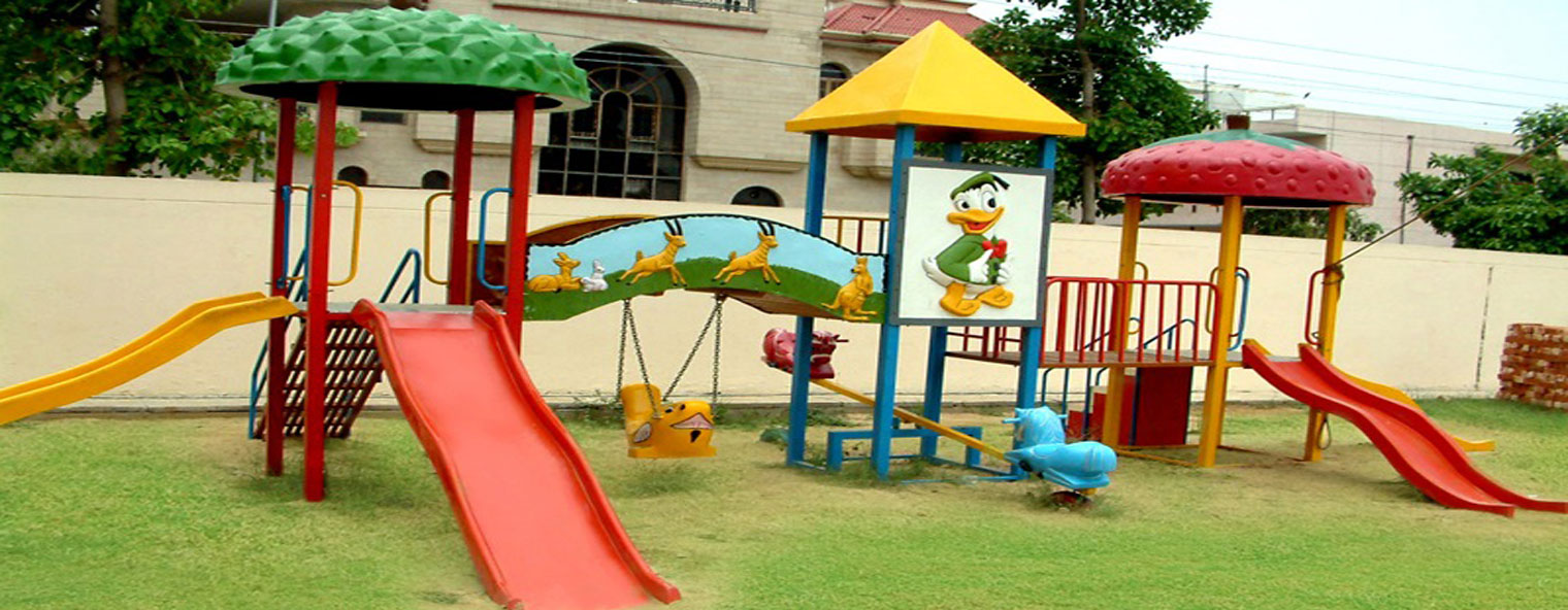 Outdoor Playground Equipment Supplier In India